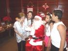 Chegada/Casinha do Papai Noel