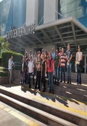 ACE de São Joaquim da Barra leva empresários a FISPAL em São Paulo