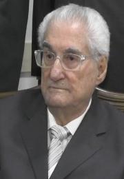 Nota de Falecimento Sr. Énio Baptistussi um dos fundadores da Associação Comercial e Empresarial de São Joaquim da Barra