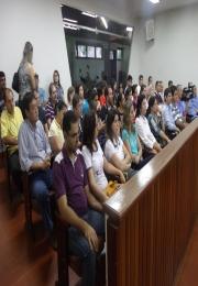Projeto de Lei nº 244/2014 é aprovado por unanimidade na Câmara Municipal