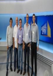 Visita à EPTV